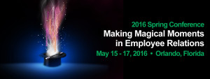 Spring 2016 CUE Conference