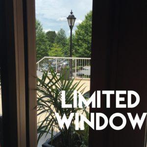 limited window