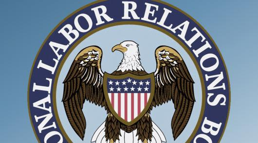National Labor Relations Logo