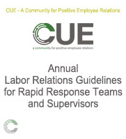 Labor Relations Guidelines for Rapid Response Teams and Supervisors